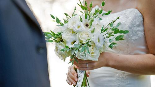 cheap wedding bouquet in Singapore