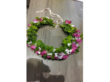 100% Fresh Floral Crown