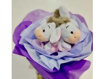 I love U :) 3 eeyore lovely bouquet