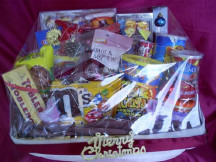 Bundles of assorted sweet tempations