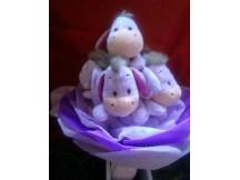 Love for  6 Eeyores' Bouquet
