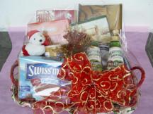 Assorted festive goodies