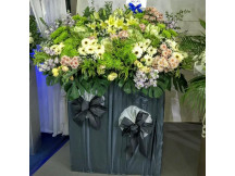 Deluxe  Range of 100% Fresh Floral Stand