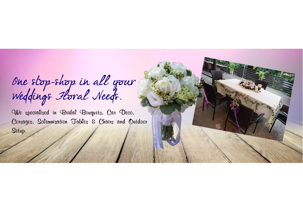 Wedding Bouquet Florist Slider 5